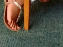 Ebony Feet Sandals Part 2