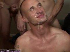 Hot asian male gay porn actor Dr. Dallas Prescribes Bukkake!