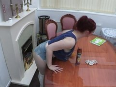downblouse cleaning table