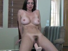 Blackmailed Sister Mindi Mink on the Fucking Machine BIG TITS MILF