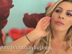 Flowers Interviews Seductive Italian MILF Nikki Capone