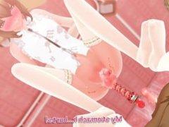 [3D hentai] Miro in the Magic Mirror World Magical Girl's Erotic Ceremony