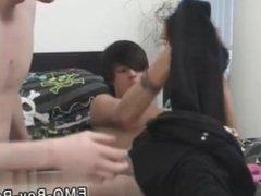 Hardcore anal gay sex Bottom guy Dakota Shine gets pounded by Sean taylor