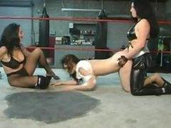 Wrestling Loser Strapon