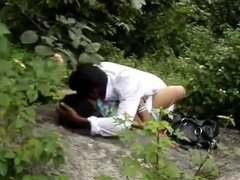 Desi Call Girl in Public Doing Quick Sex