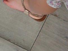feet of my neighbor