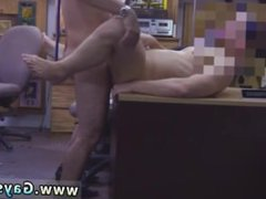 Straight male bold and german gay hunk Fuck Me In the Ass For Cash!