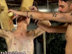 Gay beautiful bondage male milking videos and gay boy bondage sm Ultra