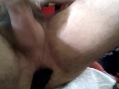 Playing with a plug (no cum)