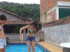 Teens Nenas Brasileñas Sexys and Orgasmic, Masturbation Erotismo Sexy Sex