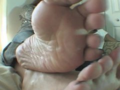 Jas and LaC - Ebony and Ivory Soles