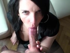 In Her Mouth POV