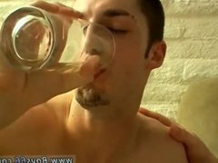 Gay bareback cum piss ass to mouth and fist piss bear first time Kaleb