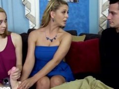 Homeschooled by step Mommy - FUCKING HOT