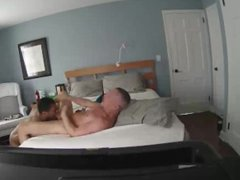 Training a Straight Boy to Suck and Swallow da Meat.....part 2