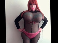 Supercurved rubber doll
