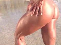 video of buff/fitness babes