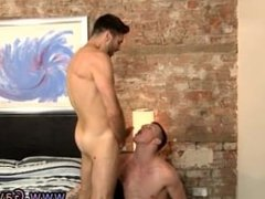 Gay twink riding dick til creampie first time Craig Daniel And Damien
