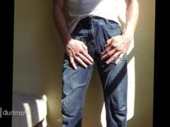 Piss in jeans six times