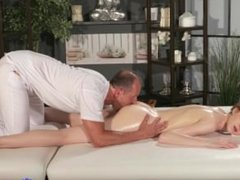 MassageRooms - Redly - Sensual Teen Orgasm