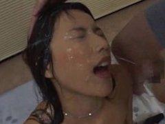 FACES OF CUM Shoko Mikami