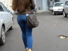culo in jeans
