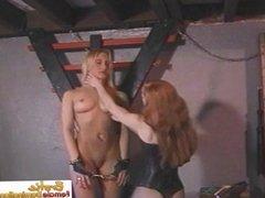 Slave Girls Get Punished For Acting Like Mist