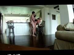 Hot Blonde Housewife Fucked On Hidden Camera In Malibu