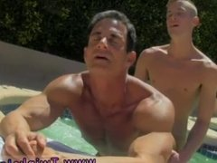 Shot gay twinks jeans movie full length Daddy Poolside Prick Loving