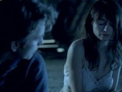 Emily Mortimer - Outdoor Sex Scene, Full Frontal, Big Boobs - Young Adam (2