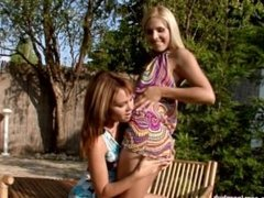 Ass Adventures by Sapphic Erotica - lesbian love porn with Nikitta - Rikki