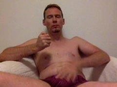 Wank on poppers - 21 hits & condom cumming