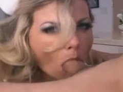 Nurse VICKY VETTE gives a healing hand