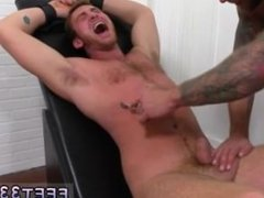Gay rough sex and submission first time Connor Maguire Jerked & Tickle d