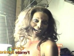 Nyomi Banxxx is a really fun babe behind the