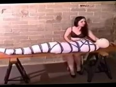 mummification blonde reto video