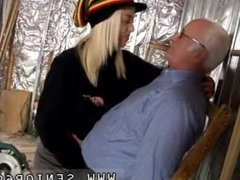 Blonde teen doggy full length Gorgeous blonde Tina is highly busy at the