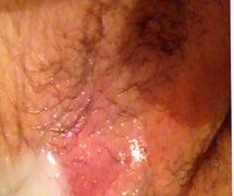 ass plug trou massive lube