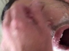Cum in the face . So tasty. Enjoys it. ONLY HARD SEX VIDEOS