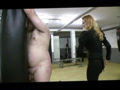 Bullwhip Punishment - More @ www.free-extreme.com