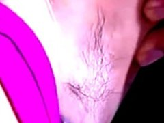 women hairy armpits shaved completely.
