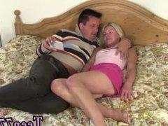 Busty brunette seduces teen full length Desperate for a girlfriend he