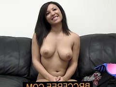 Backroom Casting Couch Aalyiah Anal