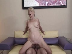 Granny Alex fucked by young Guy