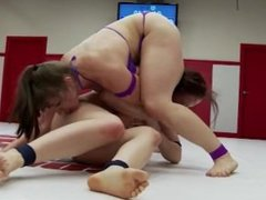 sex wrestling women