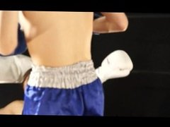 Japanese mixed boxing