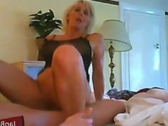 P16 - sneak into Step Son`s room and we have sex