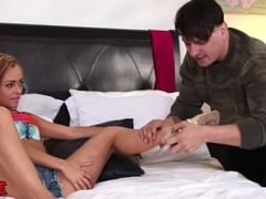 Holly Hendrix Drilled Hard