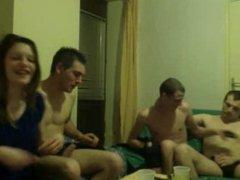 Amador - Bissexuais aprontando de tudo de frente pra webcam (CACETÃO)