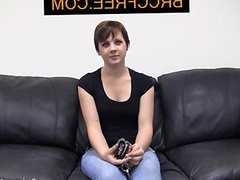 Backroom Casting Couch Haley